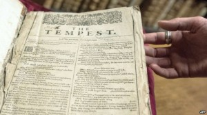 The St Omer First Folio