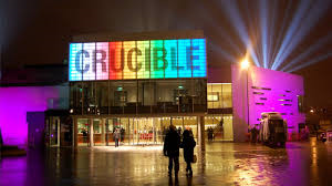 crucible theatre sheffield