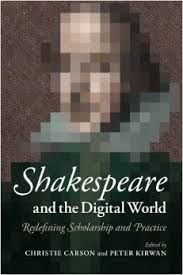 Shakespeare and the Digital World cover