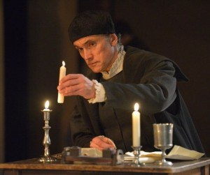 Ben Miles in the RSC's Wolf Hall