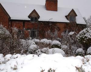 Mary Arden's Farm, once known as Glebe Farm