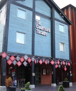 The Courtyard Theatre, formerly The Other Place