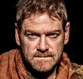 Kenneth Branagh as Macbeth, 2013-4