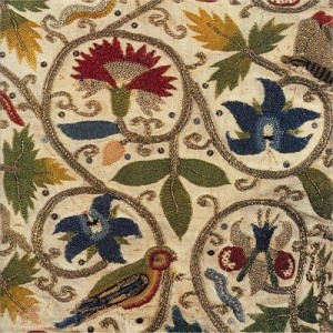 An Elizabethan embroidered jacket