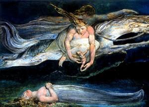 Blake's image of Pity