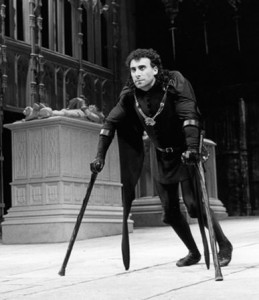 Antony Sher as Richard III, RSC 1984