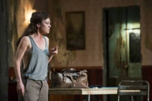 Helen McCrory as Medea, National Theatre 2014