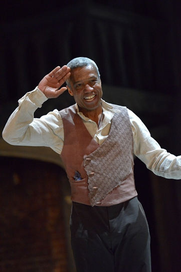 Hugh Quarshie looking for the Moor | The Shakespeare blog