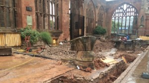 Excavations at Coventry