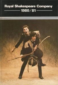 David Threlfall as Smike, Roger Rees as Nicholas, Nicholas Nickleby 1980