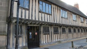 The Guild Hall, Stratford