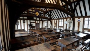 The Schoolroom, King Edward VI School, Stratford