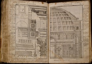 Inigo Jones's copy of Palladio