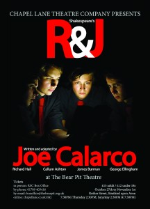 Poster for R&J