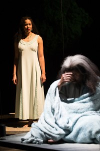 Marina and Pericles in the Oregon Shakespeare Festival production