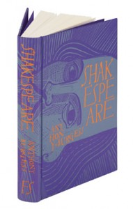 Anthony Burgess's Shakespeare, published by the Folio Society