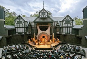 Oregon Shakespeare Festival's Theatre