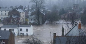 Flooding in Cumbria