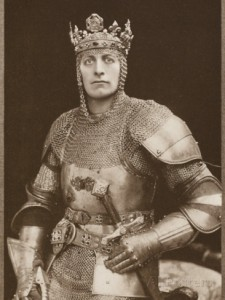 Lewis Waller as Henry V