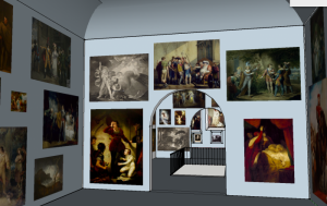 Online version of part of the Boydell Shakespeare Gallery