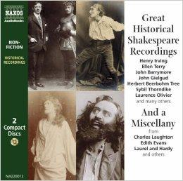 The Naxos recording