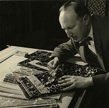 Tibor Reich in 1957