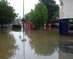 The 2007 flood