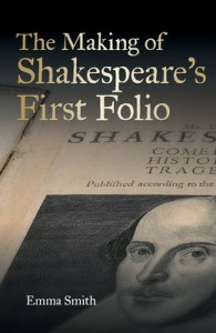 smith making of first folio