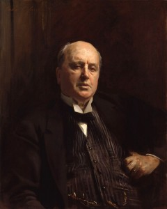 Henry James by John Singer Sargent