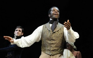 Adrian Lester as Ira Aldridge in Red Velvet