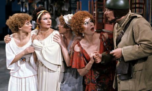 The Comedy of Errors 1976 with Judi Dench and Richard Griffiths