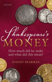 Shakespeare's Money by Robert Bearman