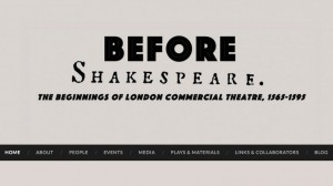 BeforeShakespeare