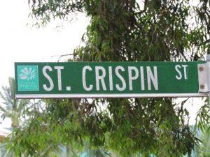 St Crispin