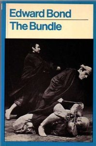 The cover of Edward Bond's play featuring the RSC's production