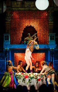 Emma Rice's 2016 production of A Midsummer Night's Dream