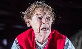 Glenda Jackson as King Lear