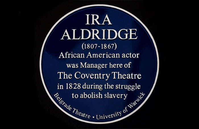 ira aldridge Последние твиты от ira aldridge theater (@hutheatrearts) the department of theatre arts is a rich & dynamic learning environment continuing to forge ahead as a leader in its comprehensive academic.